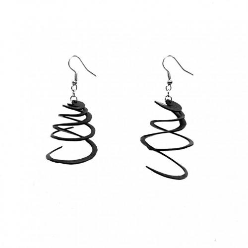 Earring Spiral